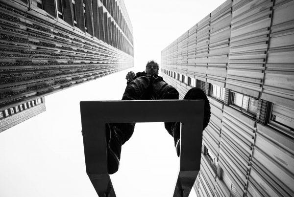 Chanje - rap - album - Pacemaker
