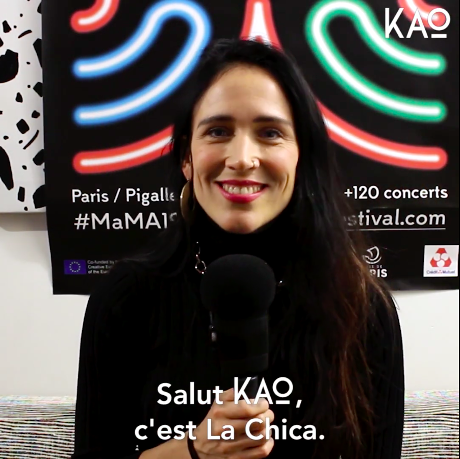 CHICA - Interview KA0 MAG