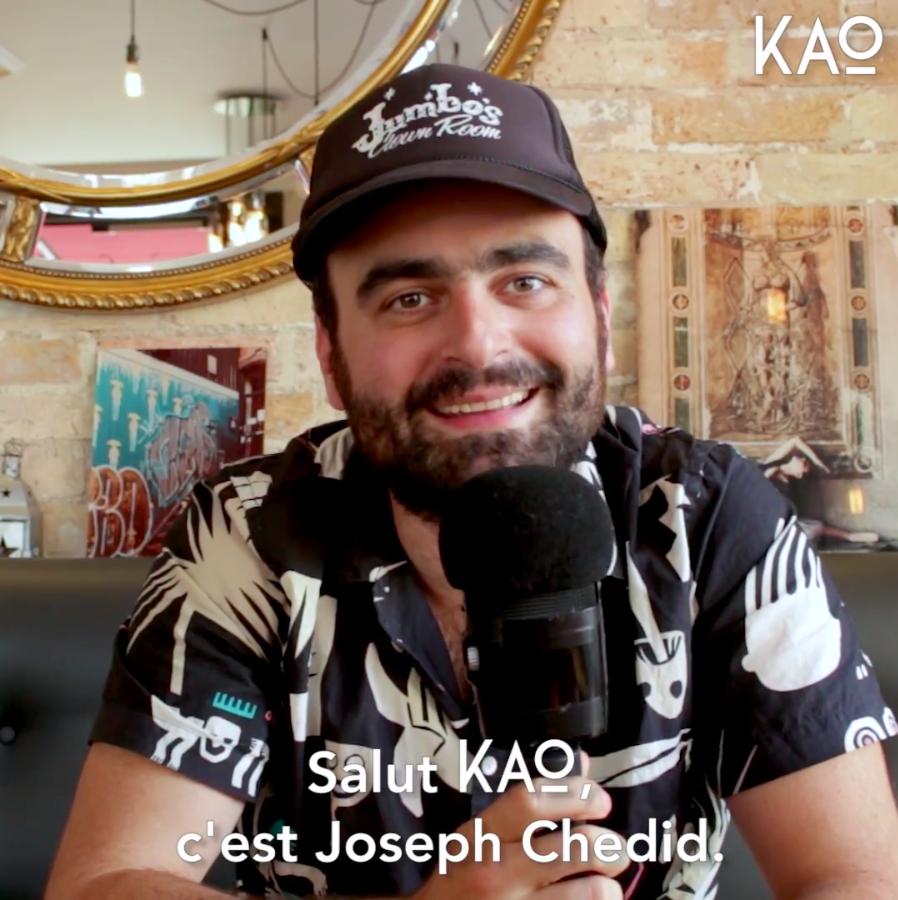 Joseph Chedid - KAO MAG