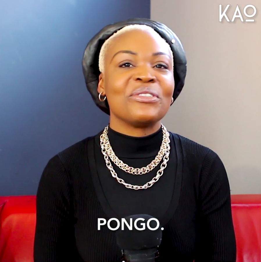 PONGO - Interview - KAO MAG