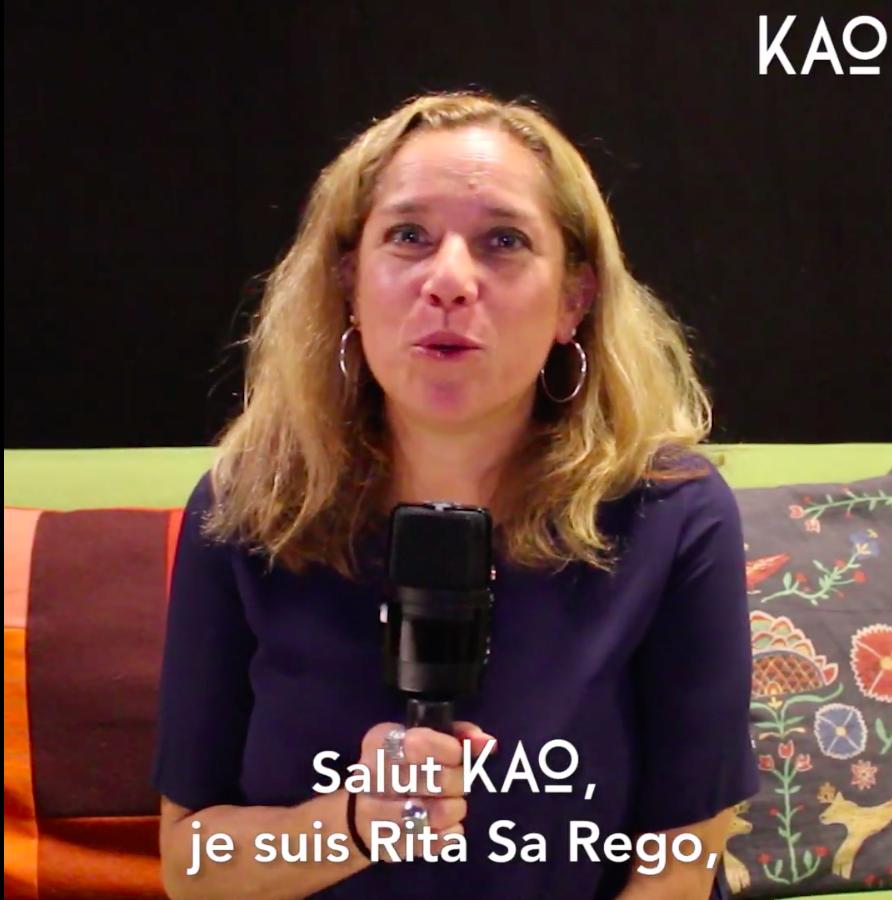 Rita Sa Rego - KAOMAG