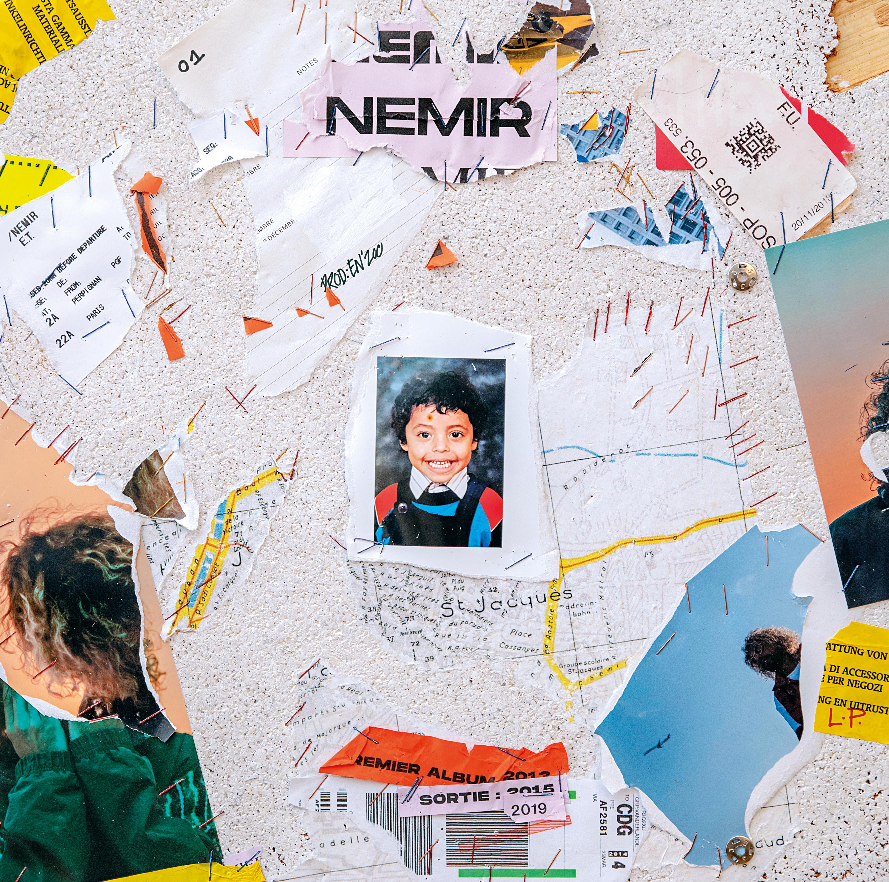 Pochette de NEMIR- Capitol