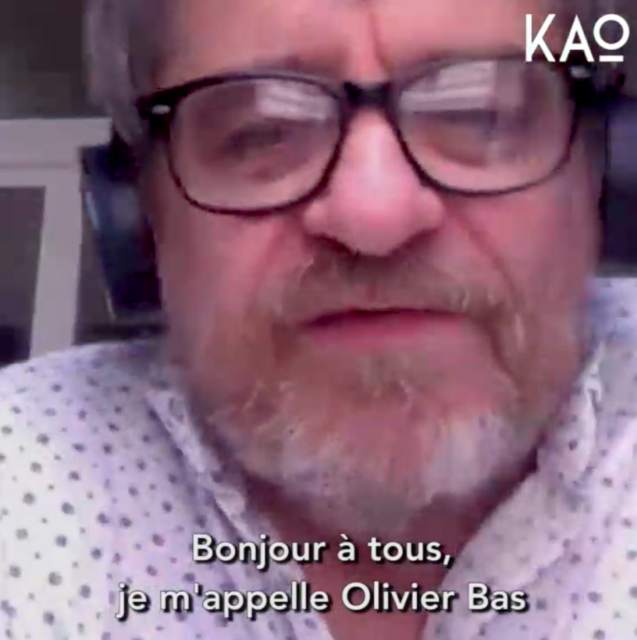 Covid - culture - interview - Olivier Bas