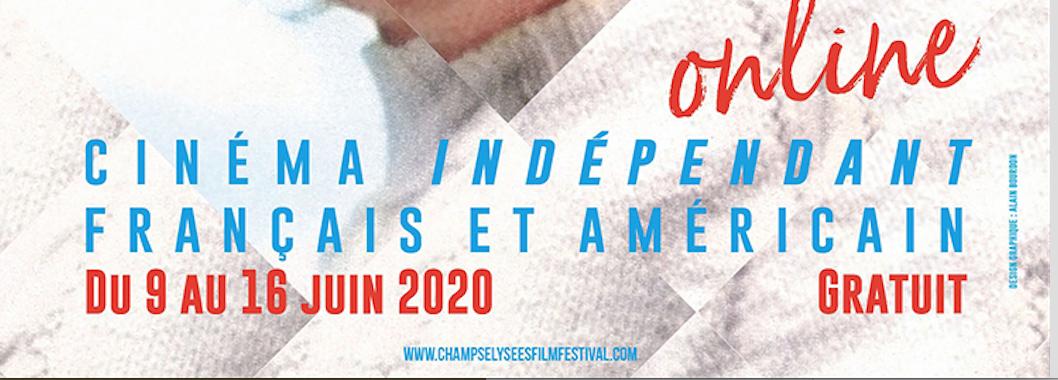 Champs-Élysées Film festival 2020