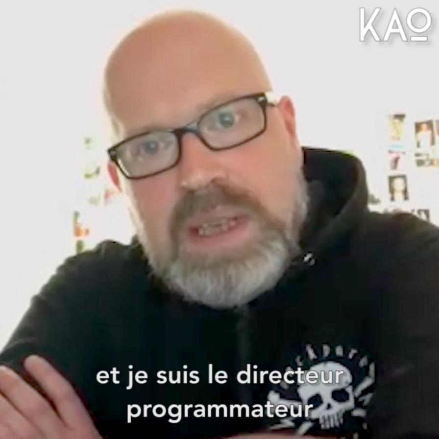 Stéphane Labas de L'Empreinte - Interview