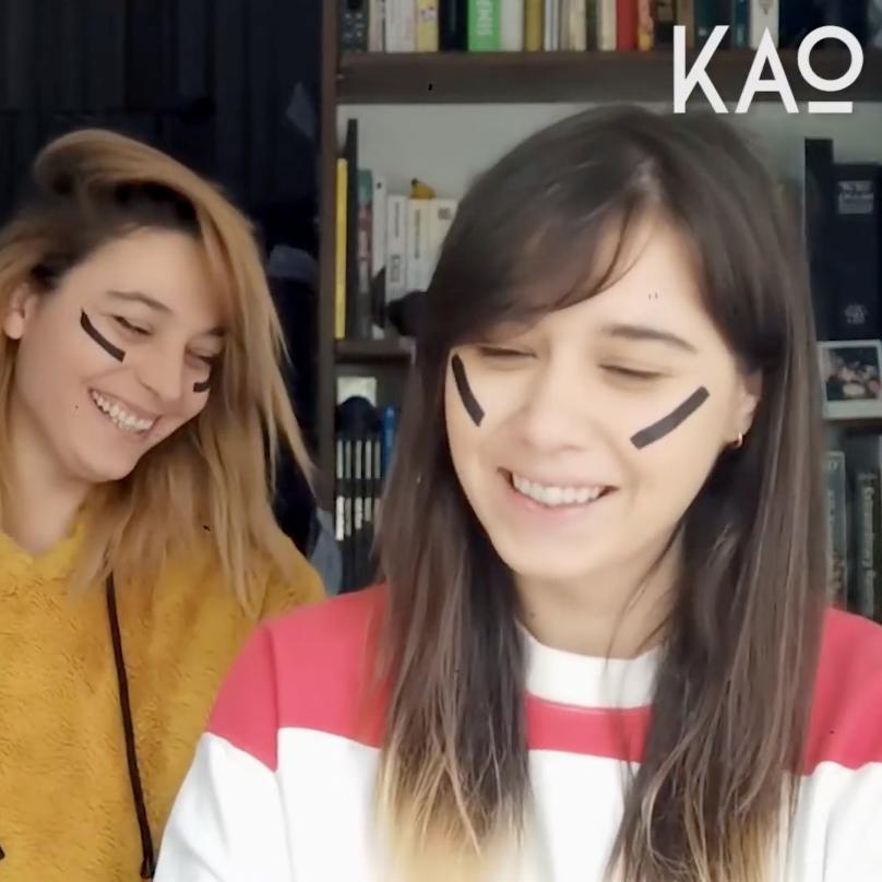 """Hyphen Hyphen en interview chez KAO MAG pour la sortie du clip """"Young Leaders"""""""