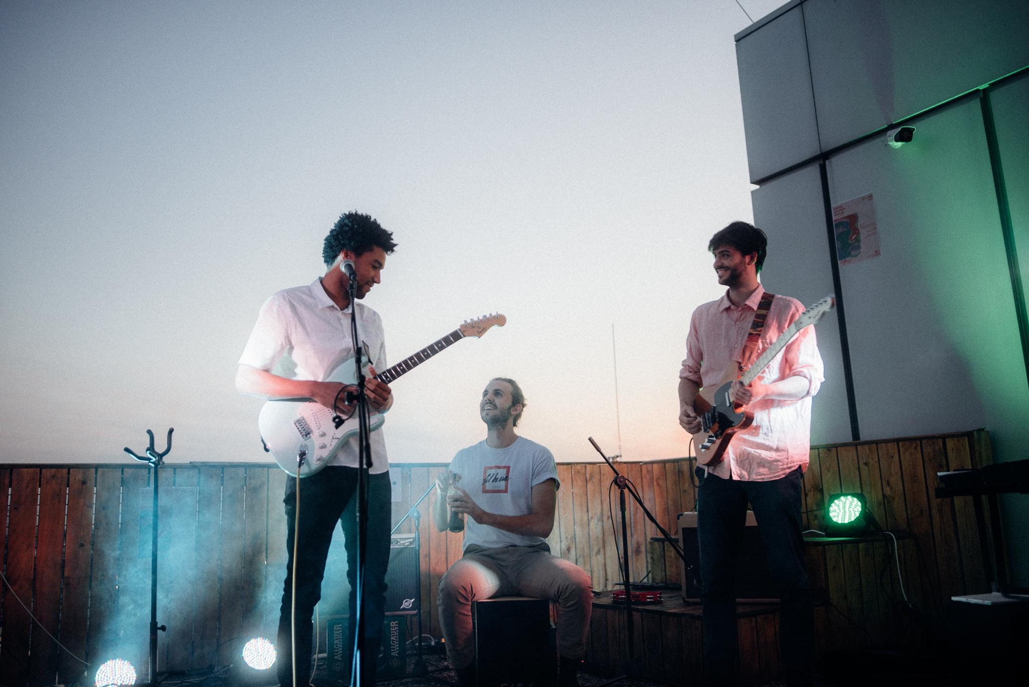 Prismala - groupe berlinois - KAO Magazine webzine et blog de musique émergente indépendante