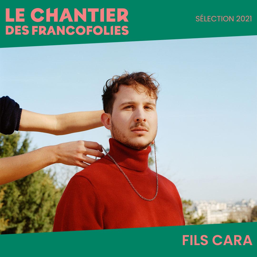 Fils Cara KAO magazine Chantier des Francos
